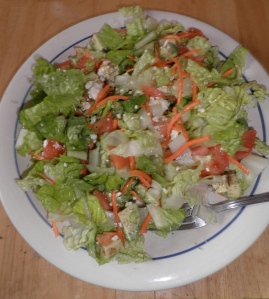 Lizzy's salad