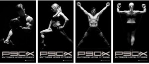 P90X Poster
